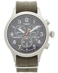 TIMEX ARCHIVE - Allied Chrono Watch - Lyst