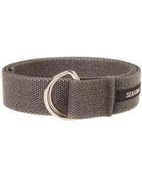 Yeezy - Web Belt - Lyst