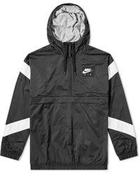Nike - Air Hooded Jacket - Lyst