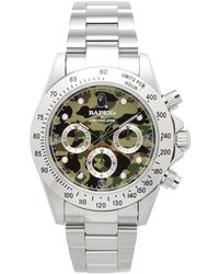 A Bathing Ape - 1st Camo Type 3 Bapex Watch - Lyst