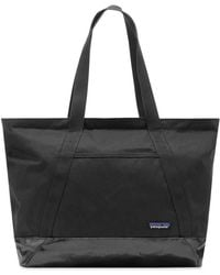 Patagonia Stand Up Tote - Black