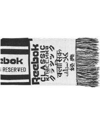 Reebok - Retro Football Fan Scarf - Lyst