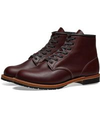 "Red Wing 9011 Beckman 6"" Round Toe Boot - Black"