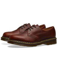 Dr. Martens Dr. Martens 1461 Vintage Abandon Shoe - Made In England - Brown