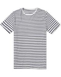 Save Khaki - Marine Stripe Tee - Lyst