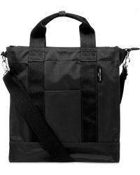 Comme des Garçons Comme Des Garcons Homme Nylon Canvas Tote Bag - Black