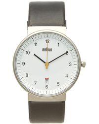 Braun - Bn0032 Watch - Lyst