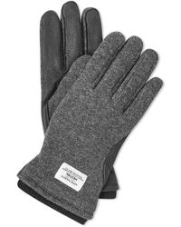 Norse Projects X Hestra Svante Glove - Gray