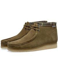 Clarks X Carhartt Wallabee Boot - Green