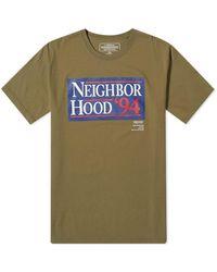 Neighborhood - 94 Tee - Lyst