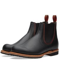 Red Wing - 2918 Chelsea Rancher Boot - Lyst