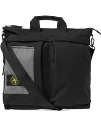 Stone Island - Nylon Panama Helmet Bag With Concealed Straps - Lyst