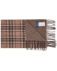 Polo Ralph Lauren - Wool Plaid Scarf - Lyst