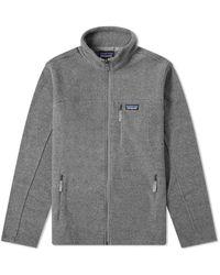 Patagonia Classic Synchilla Jacket - Gray