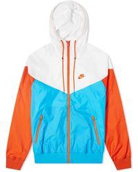 Nike Windrunner Jacket - Blue