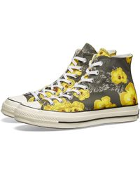 e20cf5673d530 Converse Chuck Taylor All Star  70  Floral Embossed High Top Sneaker ...