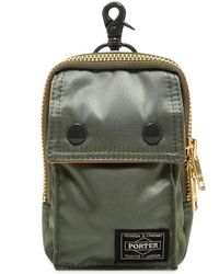 Porter Pouch - Green