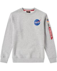 Alpha Industries - Space Shuttle Crew Sweat - Lyst