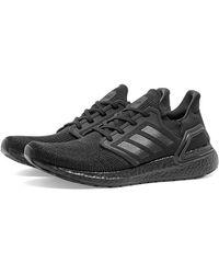 adidas Ultra Boost 20 - Black