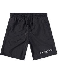 Givenchy - Swim Short - Lyst