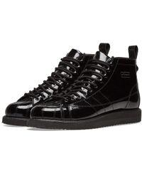 adidas Superstar Boot W - Black