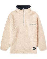 PACCBET Pullover Fleece - Natural