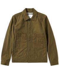 Norse Projects - Tyge Broken Twill Jacket - Lyst
