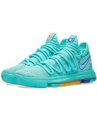 Nike Zoom Kd10 - Green