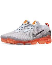 Nike Air Vapormax Flyknit 3 W - Gray