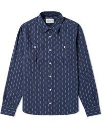 Albam - Apache Heaney Shirt - Lyst
