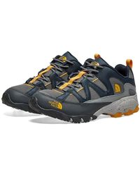 The North Face Archive Trail Fire Road Sneaker - Gray