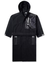 Alexander Wang Adidas Originals By Alexander Wang Polar Robe - Black