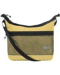 Stussy Light Weight Shoulder Bag - Yellow