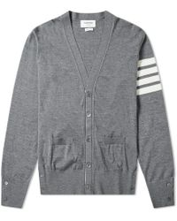 cbad61cff1 Men's Thom Browne Sweaters and knitwear - Lyst
