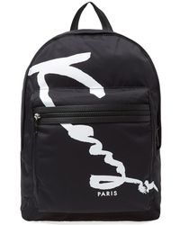 KENZO - Signature Backpack - Lyst