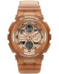 G-Shock Casio Gma-s140nc Watch - Brown