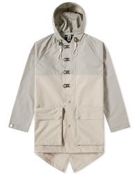 Nigel Cabourn - Authentic Cameraman Fishtail Parka - Lyst