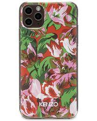 KENZO X Vans Iphone 11 Pro Max Case - Red