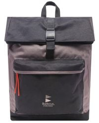 Barbour Storm Force Backpack - Gray