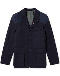 Nigel Cabourn Classic Mallory Jacket - Blue