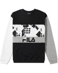 Liam Hodges - X Fila Crew Sweat - Lyst