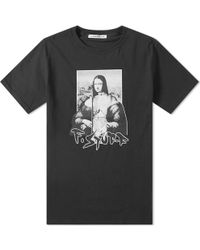 Flagstuff - Mona Lisa Tee - Lyst