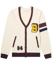 BBCICECREAM Varsity Cardigan - Multicolour