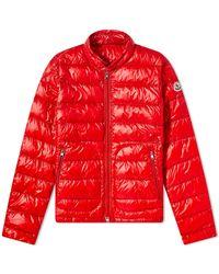 Moncler Acorus Down Jacket - Red