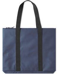 Rains - City Tote Bag - Lyst
