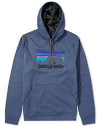Patagonia - Shop Sticker Hoody - Lyst