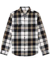 Filson Scout Shirt - Black