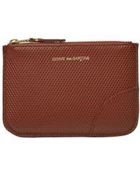 Comme des Garçons - Comme Des Garcons Sa8100lg Luxury Wallet - Lyst