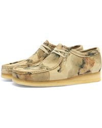 Clarks Wallabee - Natural