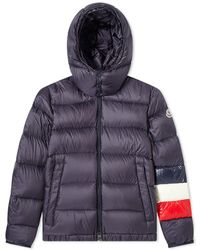 f9dcd667e Moncler Arcy St Mori Jacket in Blue for Men - Lyst